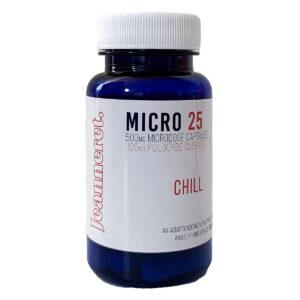 Jeanneret Botanical Micro 25 (Chill) Microdose Mushroom Capsules