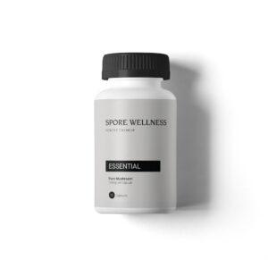 Spore Wellness (Essential) Microdosing Mushroom Capsules